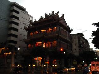 台北の風景