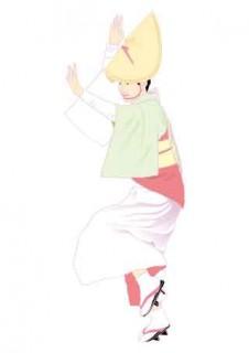 阿波踊りイラスト